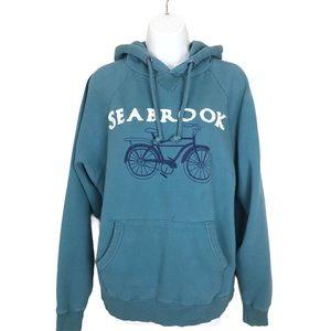 """Blue 84 """"Seabrook"""" Graphic Bicycle Hoodie"""